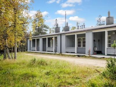 芬兰伊纳里 度假公寓 1709201