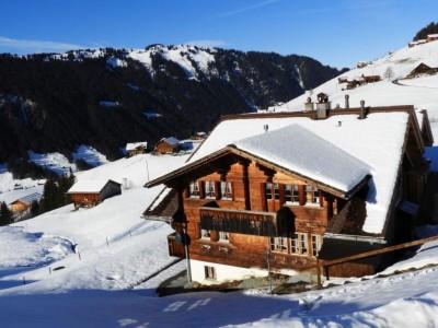 Pronájem bytu 3+1 - Lauenen b. Gstaad, Švýcarsko 1709275
