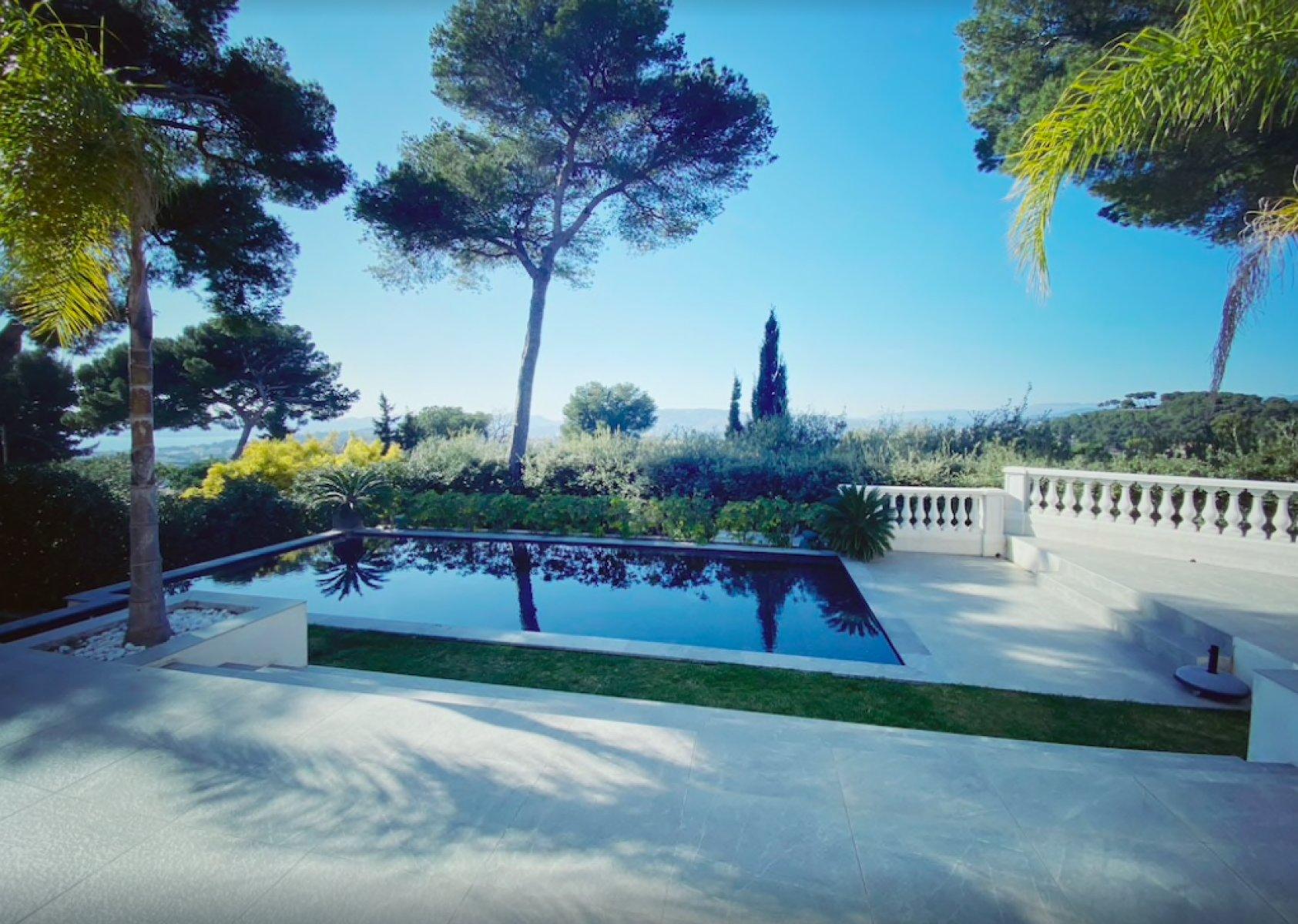 Fantastic villa in Le Cannet for rent