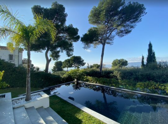 Fantastic villa in Le Cannet for rent