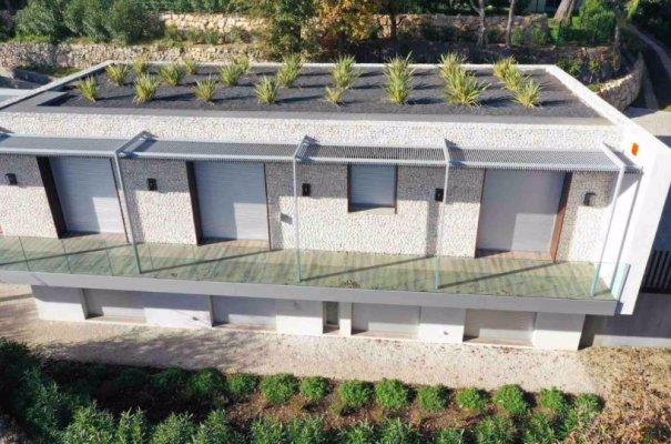 Contemporary villa in Mougins for rent