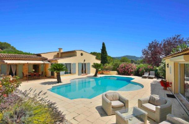 Exceptional villa in Mougins, Cote d'Azur