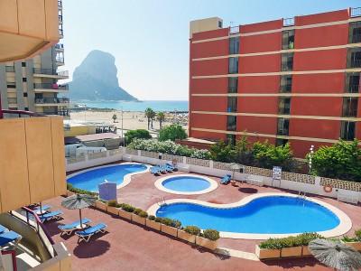 Apartamento para arrendamento de férias em Calp 1709624