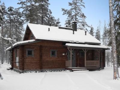 أجر شقة في Kuusamo لفترة للإيجازات 1709769