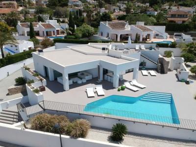 Pronájem vily 241m² - Moraira, Španělsko 1710767