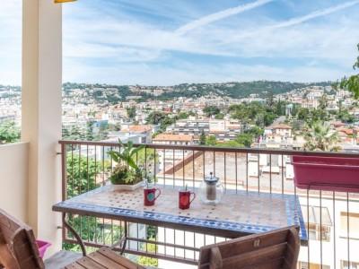 Fransa'da - Nice'de 75m² Günlük Kiralık daire 1710856