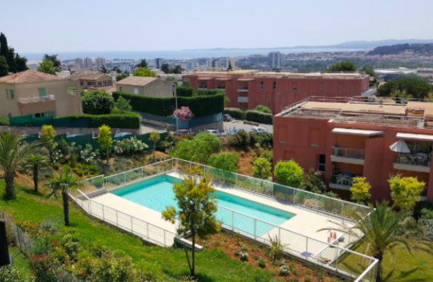 Nice Bay apartment furnished for long term rent