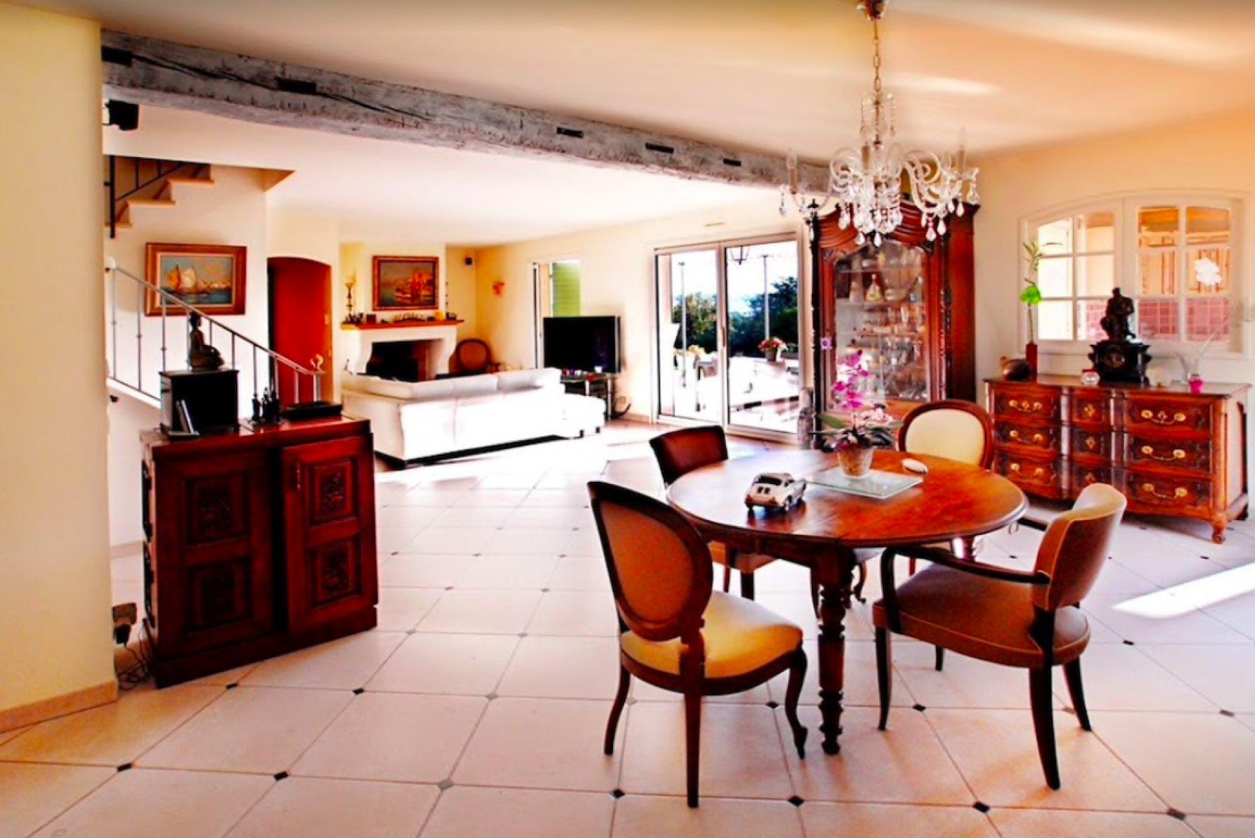 Ежегодно аренда виллу 280m² в Мужен 559105