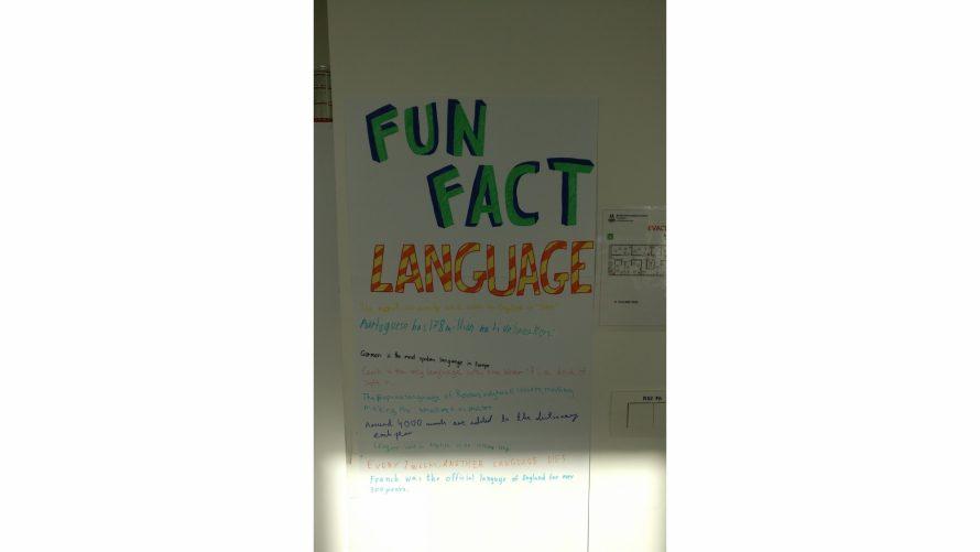 Fun Fact Languages