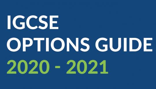 IGCSE Subject Options Evening