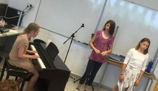 COBIS SeniorSchool Music Festival