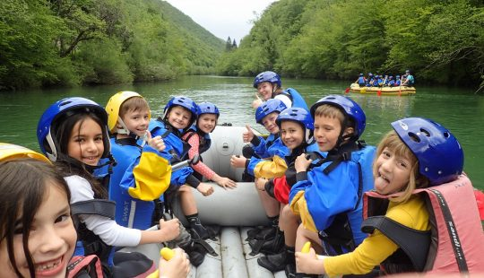 Year 3 and Year 4 Residential trip