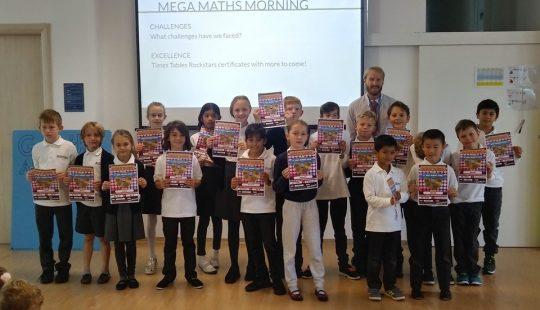 Mega Maths Morning