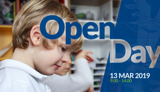 Open Day at BISL