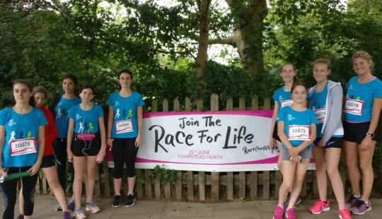 BISL Running Club in London
