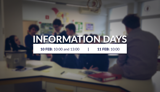 Information Day 2017