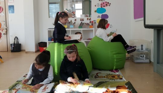Primary School News - Block 4