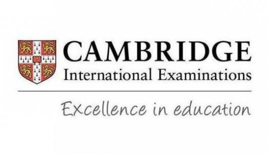 University of Cambridge International Examinations - results 2017