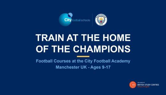 Train at the home of the champions