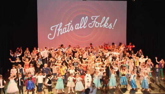 BISL Dance Show a huge success
