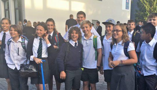 British International School of Ljubljana now recognised by the Slovene Gov.