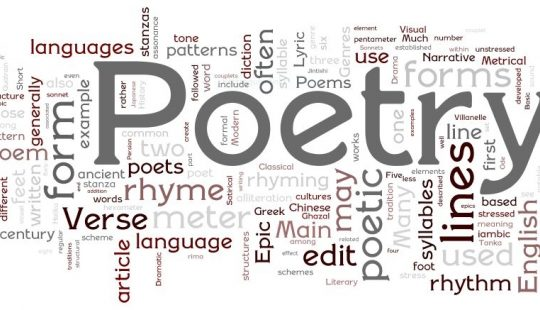 COBIS Student Poetry Competition
