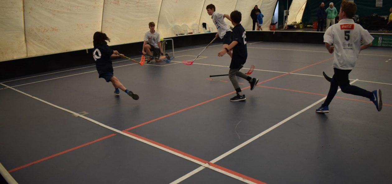 Bisl Floorbal Match
