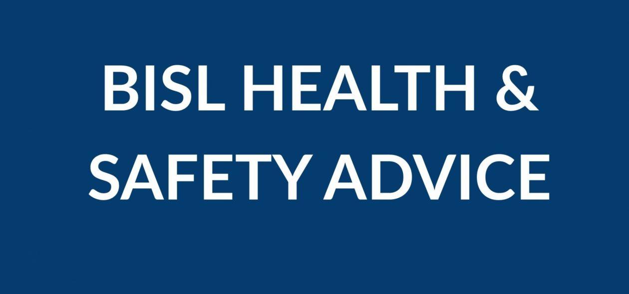 Bisl Health And Safety
