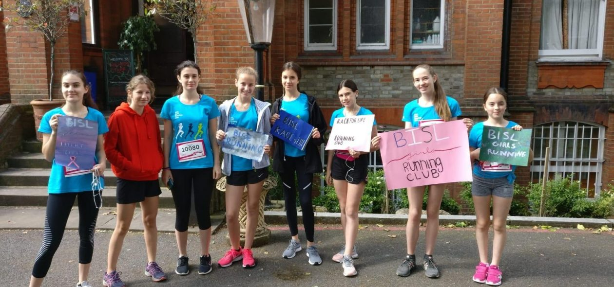 Race For Life 1