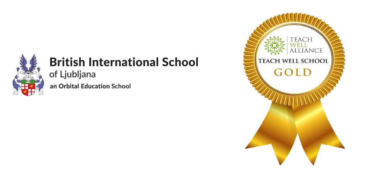 Teach Well Award