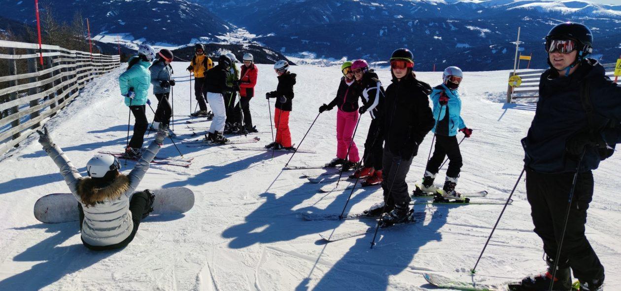 Y9 Y10 Ski Trip