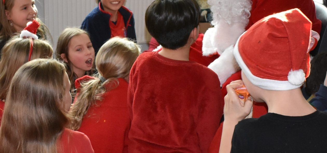 Santa Primary News