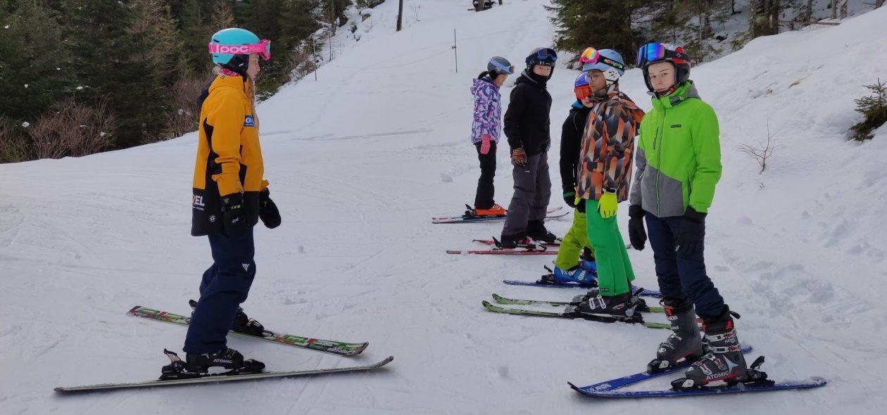 Ski Trip Bisl
