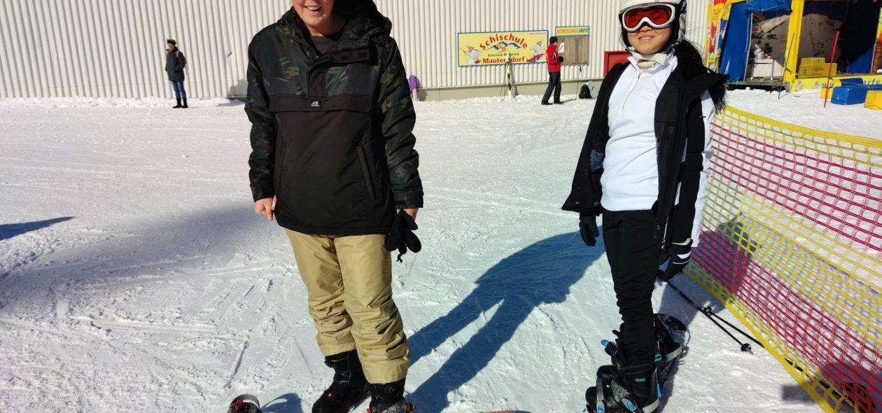 Y9 Y10 Skiing Trip 2