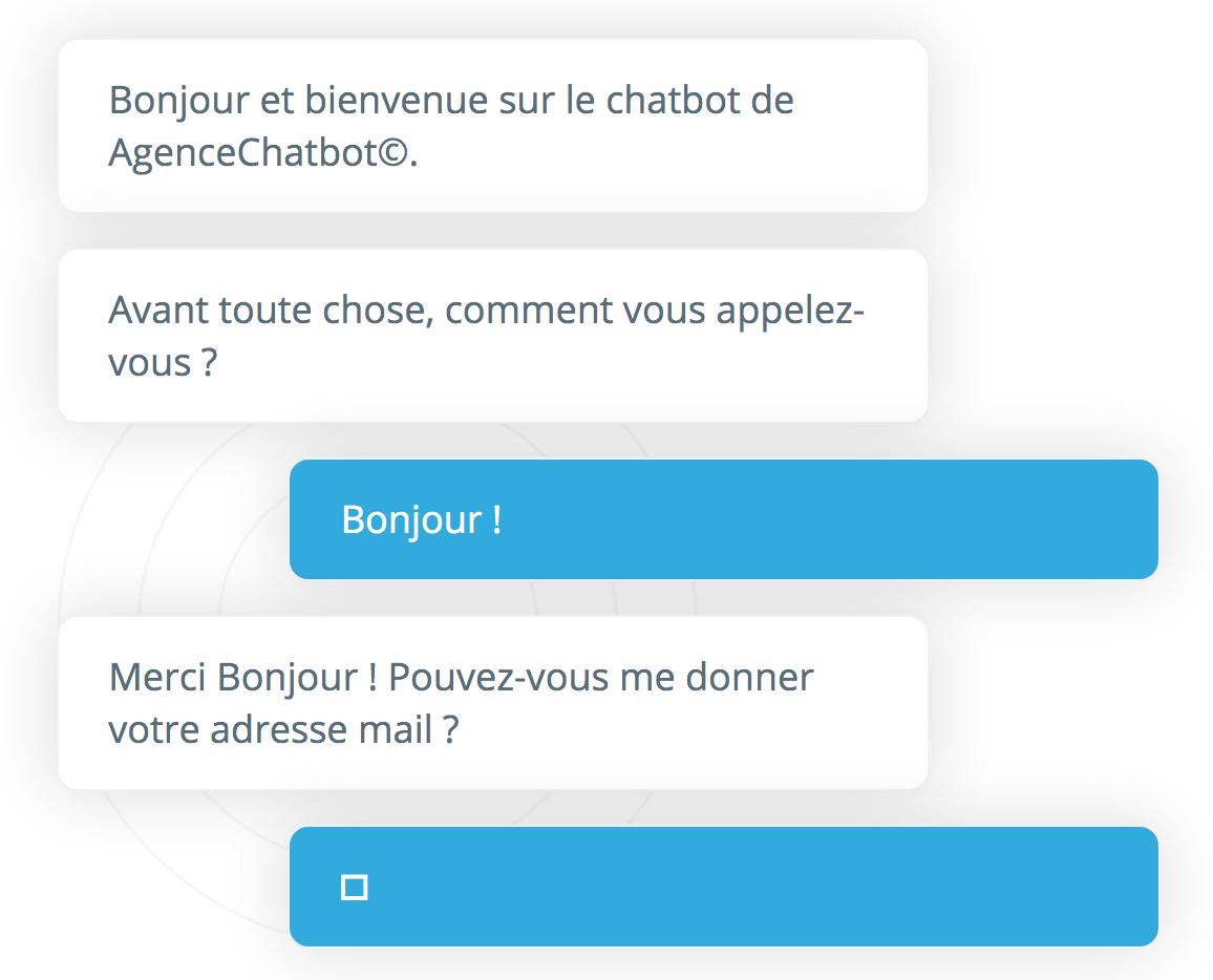 Chatbot peu intelligent