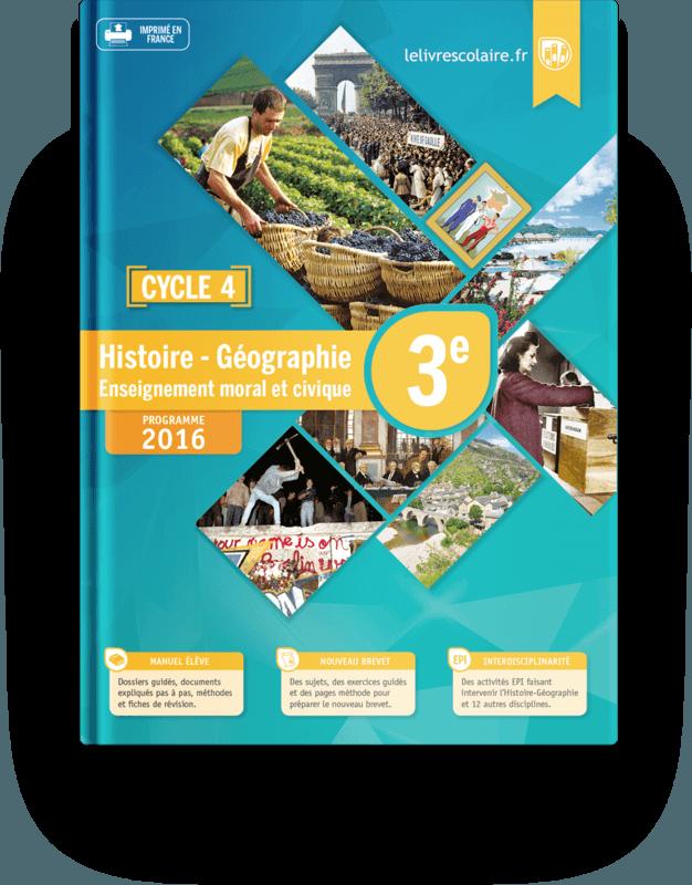 Lelivrescolaire.fr : manuels numériques pour le collège