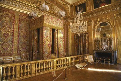 Versailles les arts au service du roi soleil image - Histoire des arts la chambre des officiers ...