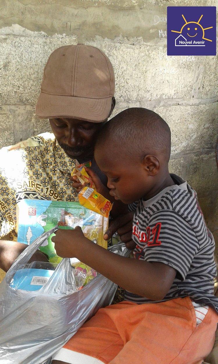 Apadrina una familia en Senegal