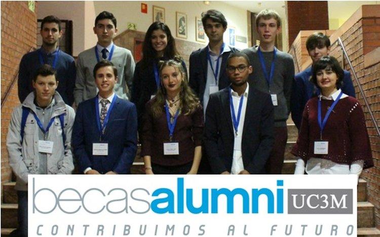 Ofréceles una oportunidad con Becas Alumni