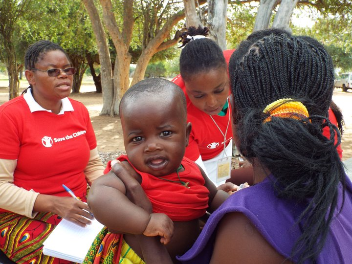"""Mamane o """"madre"""": nuestro proyecto en Mozambique"""