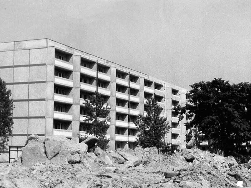 1983 BBWBG Wohnhaus