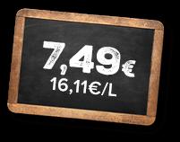 Preisschild 749