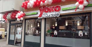 Yoko Sushi Mitte / Kreuzberg / Potsdamer Platz