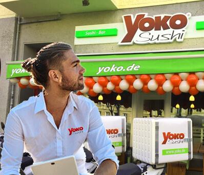 Selbstständig mit Yoko Sushi
