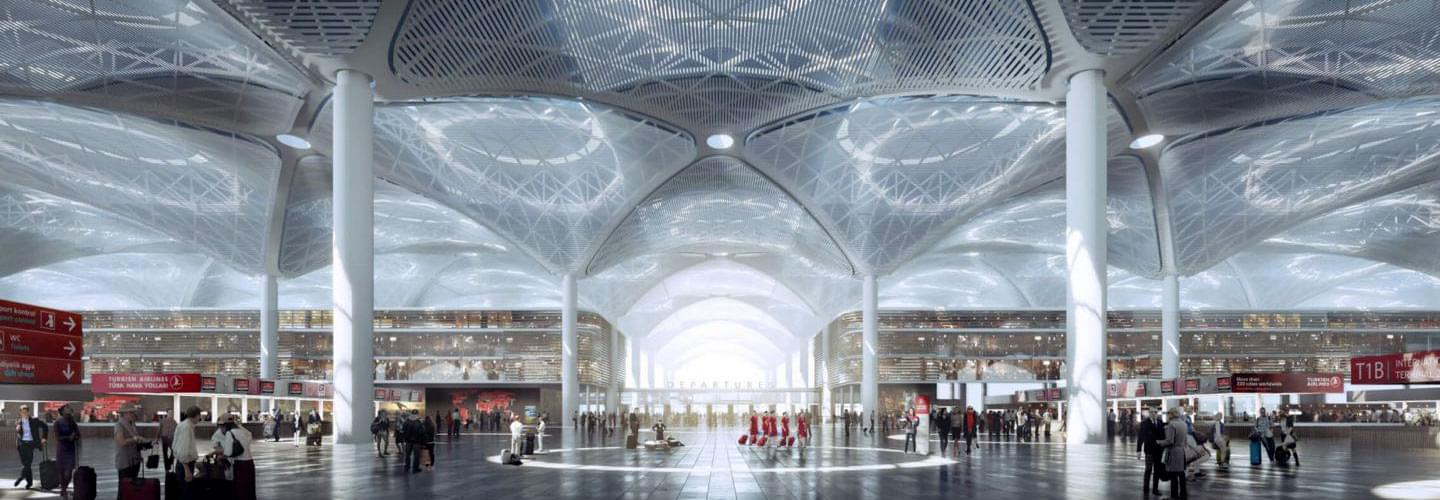 Istanbul is about to open the world's busiest airport