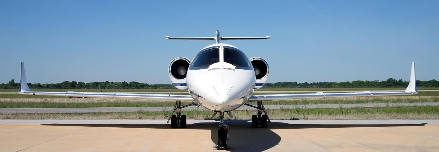 Super Light Jet Bombardier Learjet 45XR available for charter private jet charter with Lunajets, private flight, intercontinental flights, short-haul