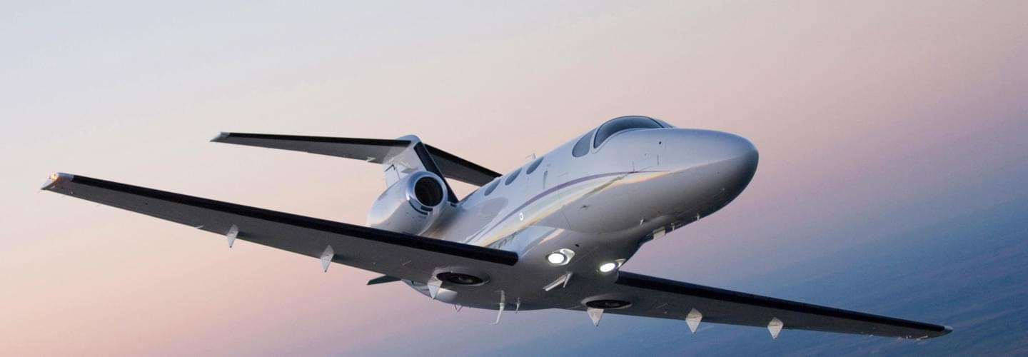 Very Light Jet Cessna Citation Mustang to charter for private aviation with LunaJets for intra-European short-haul flights or weekend getaways