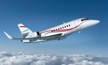 Dassault Falcon 2000LXS-10-817-4000