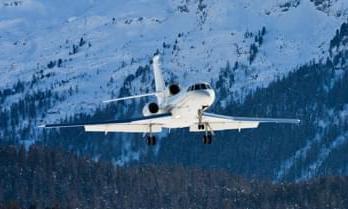 Dassault Falcon 50EX-8-911-3223