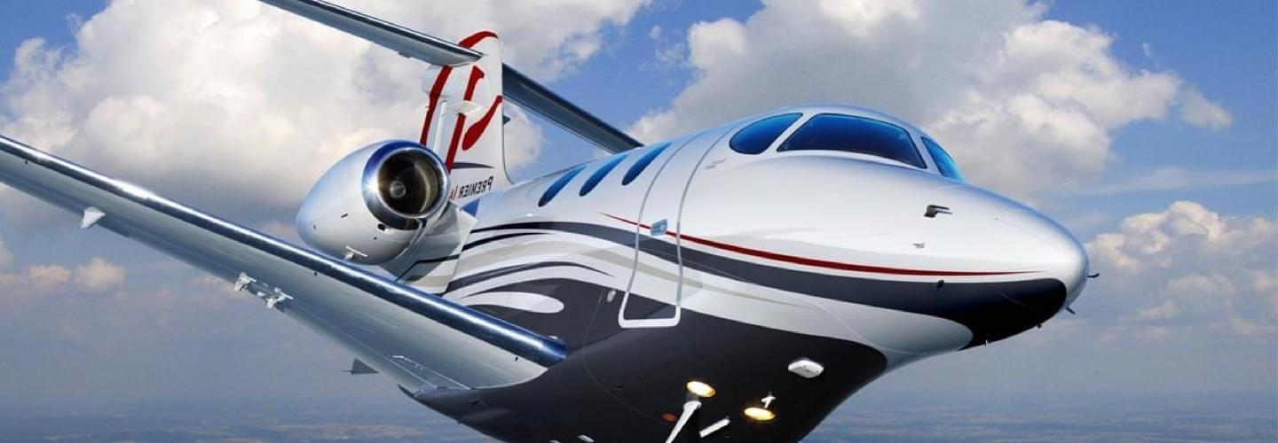 Light Jet Hawker Beechcraft Premier 1A to charter for with LunaJets, spacious, combination of performance and comfort, short-haul flights